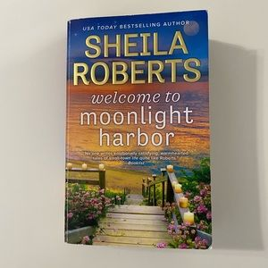 Welcome To The Moonlight Harbor Book